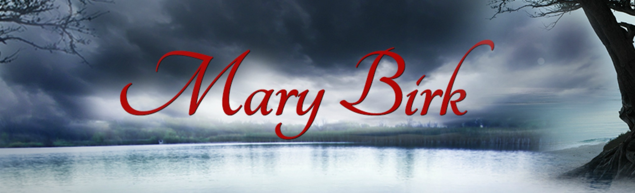 Mary Birk - Author