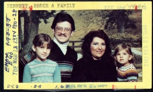 Bruce Bennett Family Murders